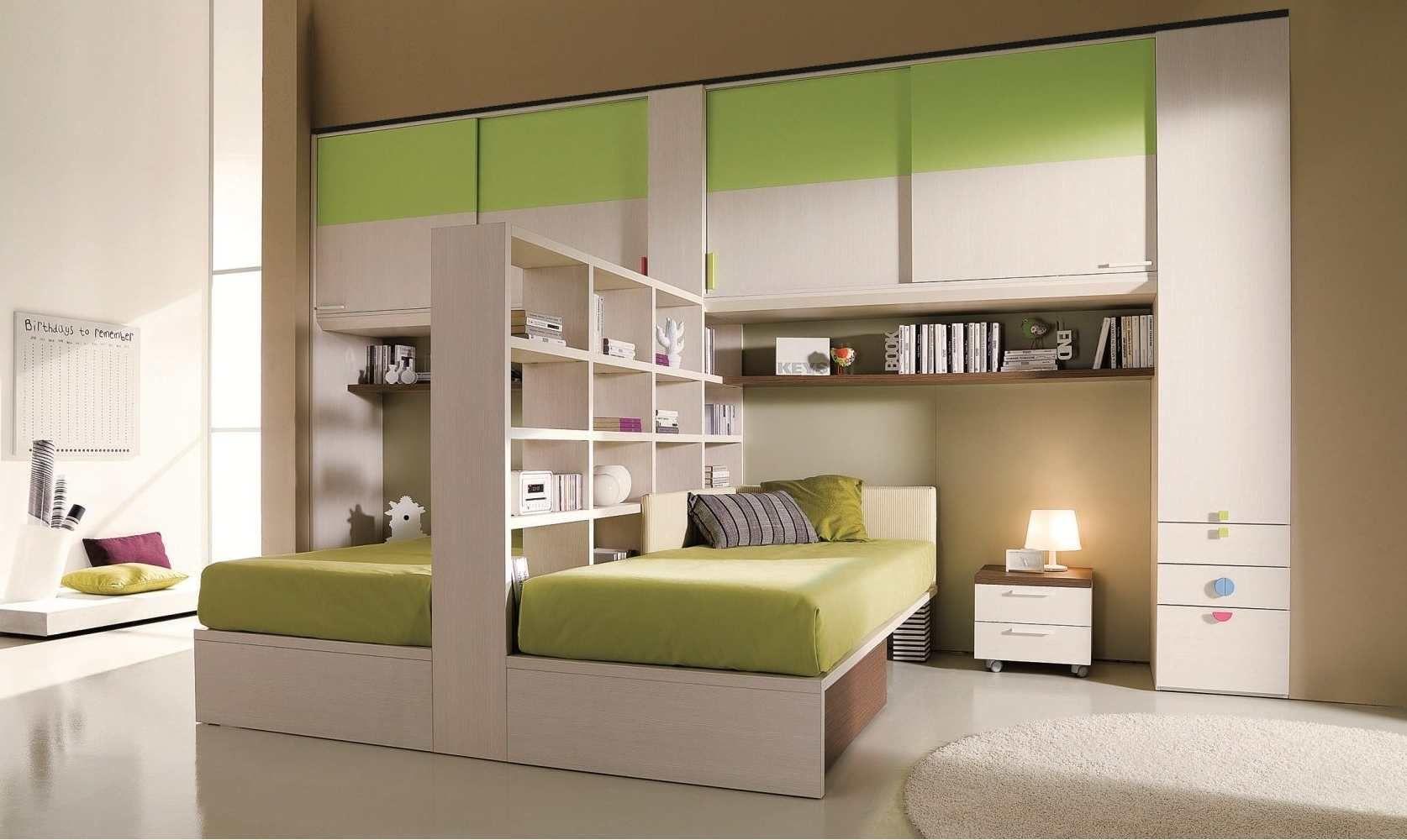 Aménagement d\'une chambre de jumeaux adolescents | Chambre ...