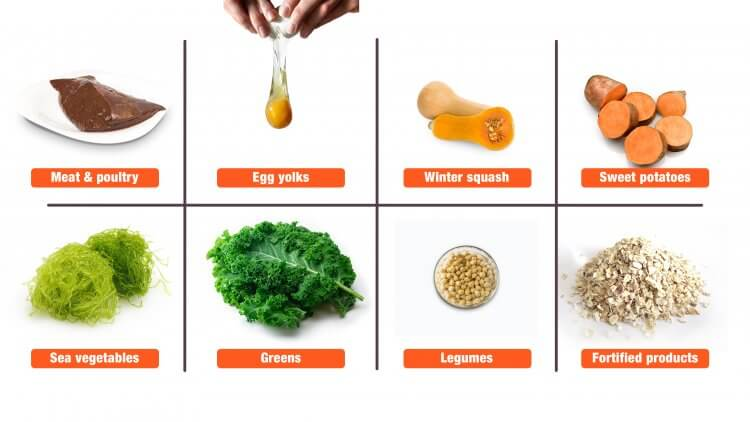what are iron rich foods for babies