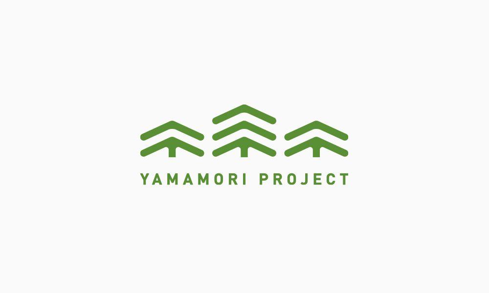 YAMAMORI PROJECT ロゴ 萩原尚季
