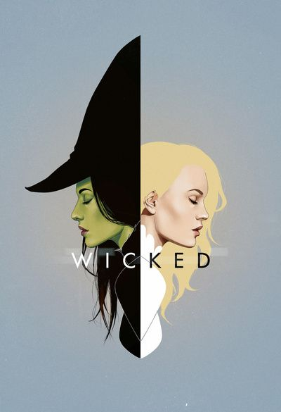 Wicked Art Print - Andre De Freitas - Society 6