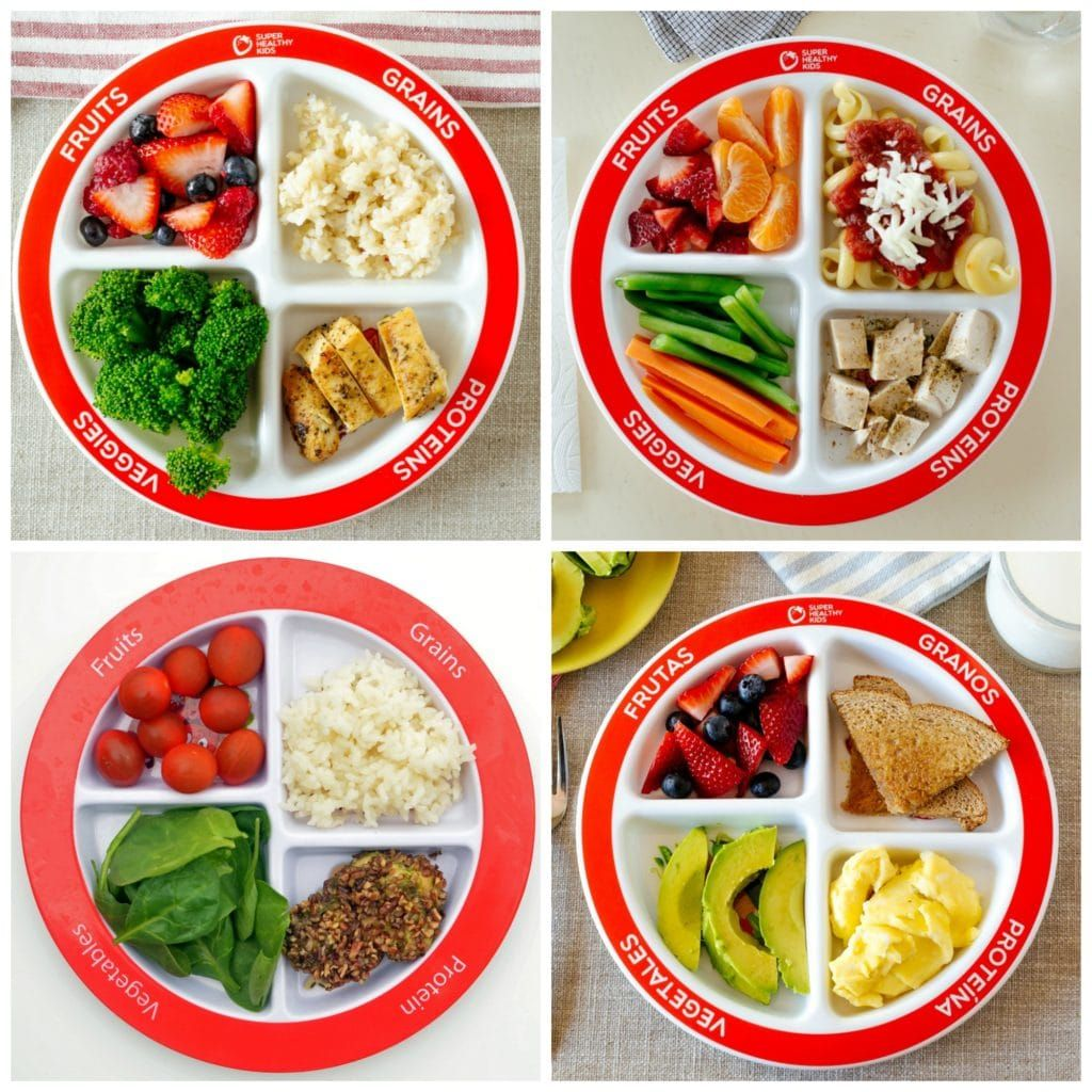 The Best Portion Control Plates That Get Results