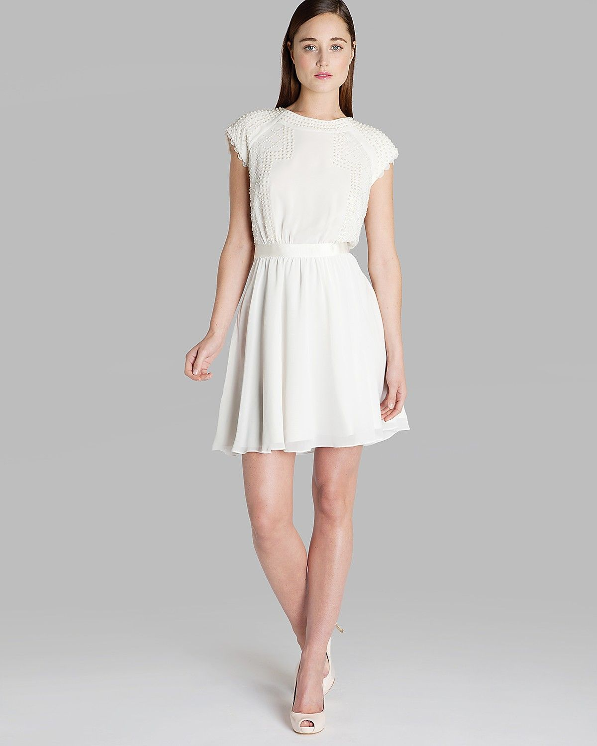 Ted Baker Dress - Milana Pearl | Bloomingdale\'s | Bridesmaid Looks ...