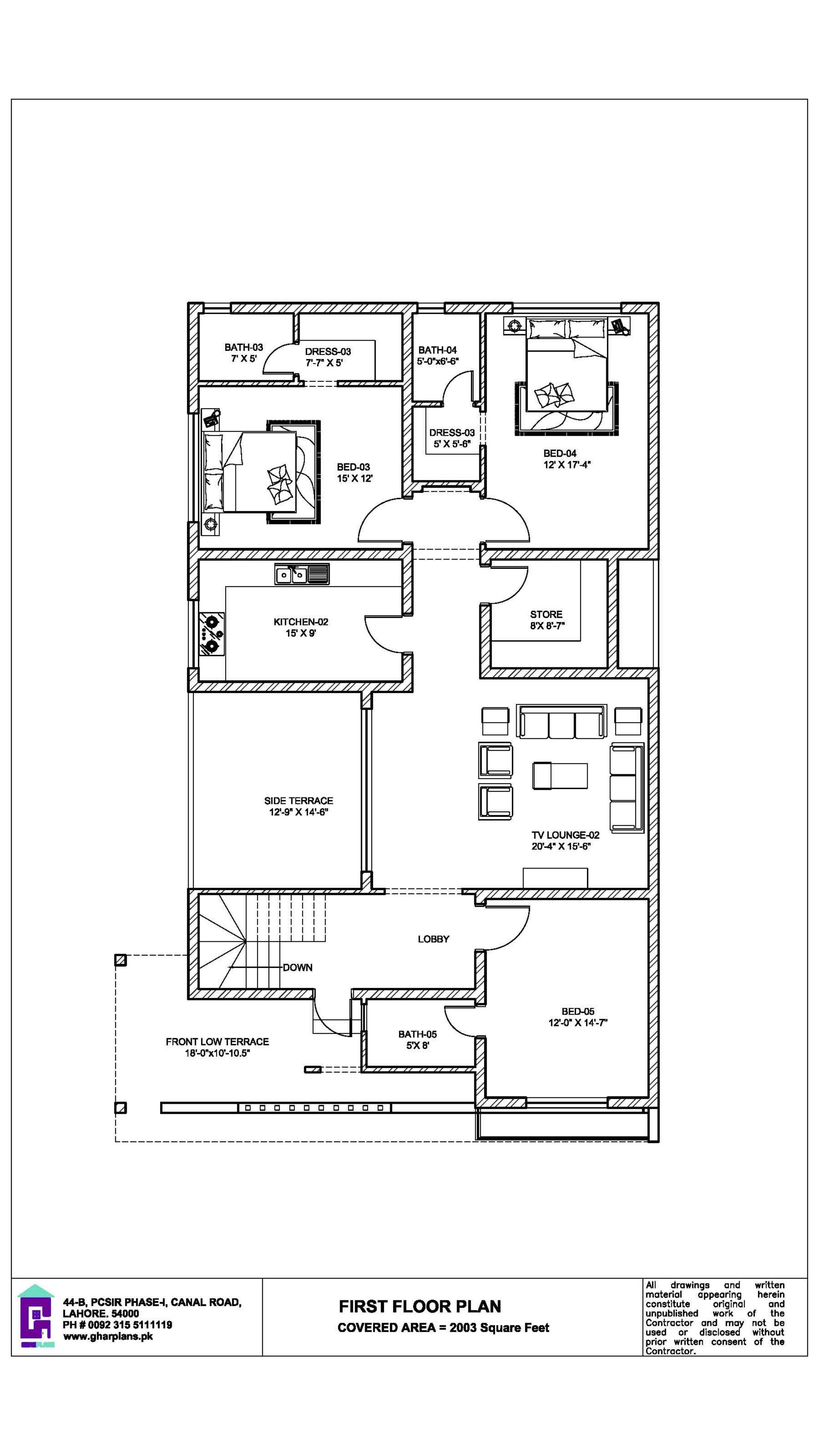 32x65 House Plan With Elevation South Facing 2 Story G 1 Visual Maker Youtube South Facing House House Plans House Elevation