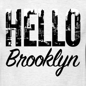 Possible Graphic For Party Hello BrooklynBrooklyn