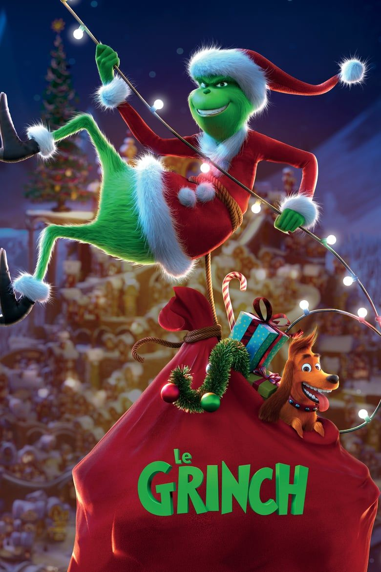 How The Grinch Stole Christmas Full Movie.Pin On The Grinch 2018 Hd Movies