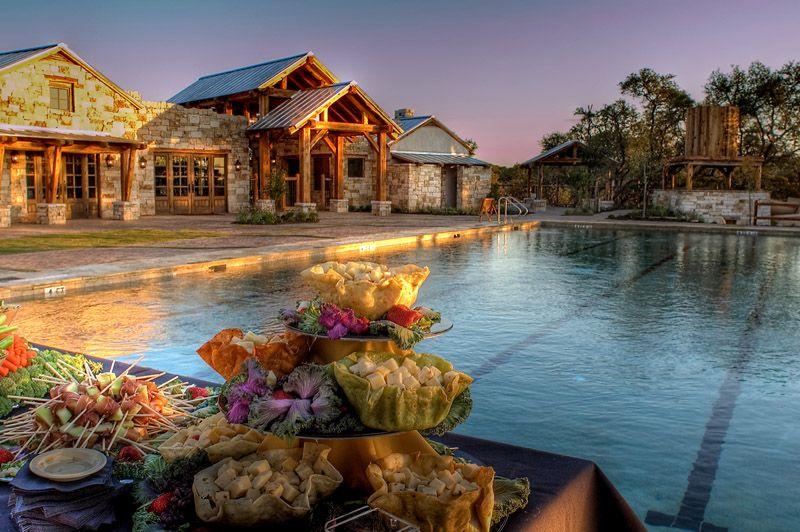 Cordillera Clubhouse and Pool