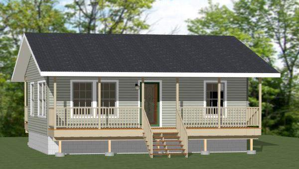 Best 14X28 Tiny House 14X28H6A 749 Sq Ft Excellent 400 x 300