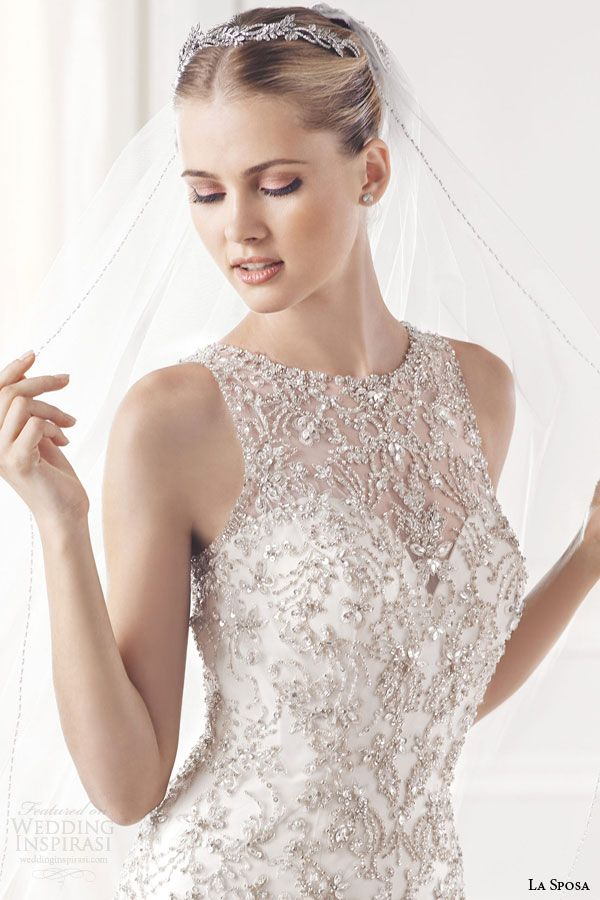 La Sposa 2017 Wedding Dresses Glamour Bridal Collection