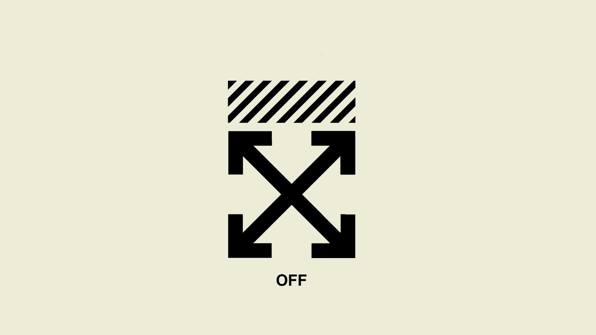 An album of a bunch of Off-White desktop wallpapers, all made completely from scratch in ...
