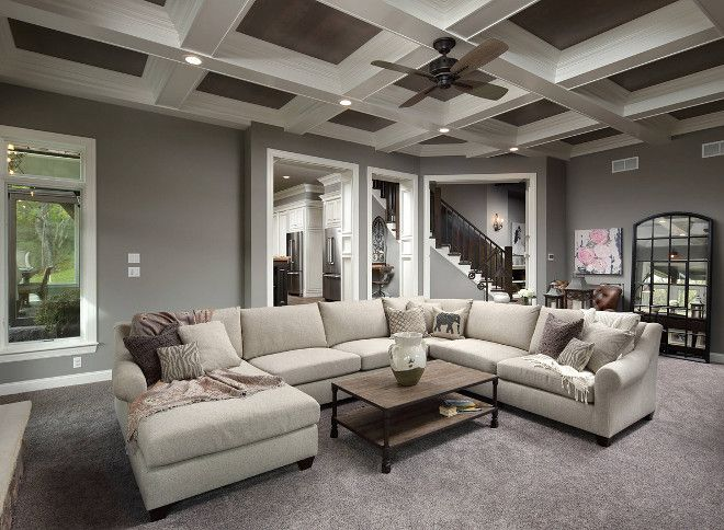 A House With Tray Ceiling Can Be Selling Point Or Detriment Depending On How Its Styled If Poorly It Makes Room Whether An Entry