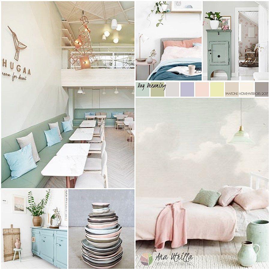 Colores Pantone 2017 Home Interior Por Ana Utrilla Diseño De Interiores Utrillanais