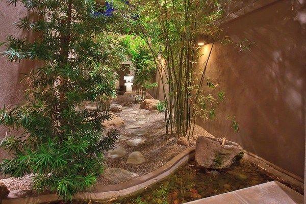 ideas para tu jardin de bambu