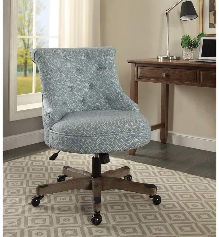 Eckard task chair linon home decor furniture office chair