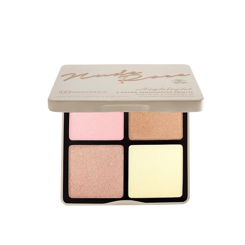 Nude Blush 10 Color Palette   Vegan Makeup   BH Cosmetics