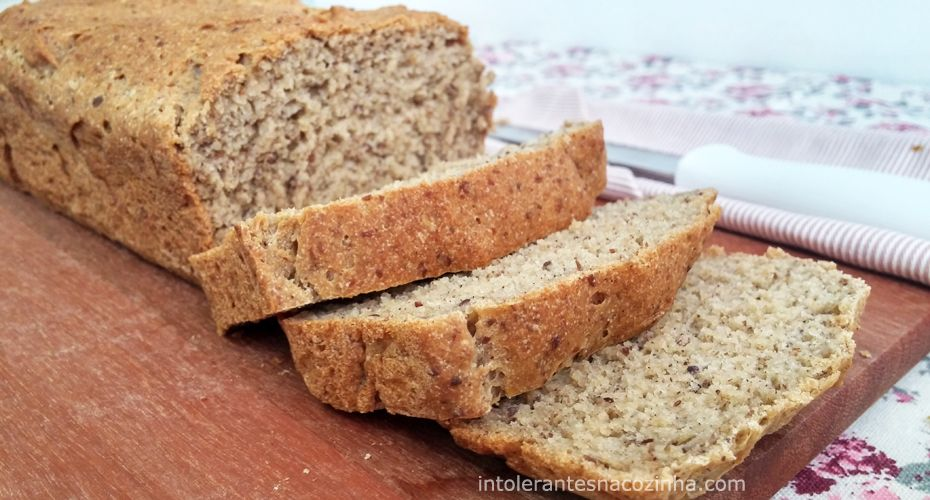 Pão campeão (trigo sarraceno e quinoa)