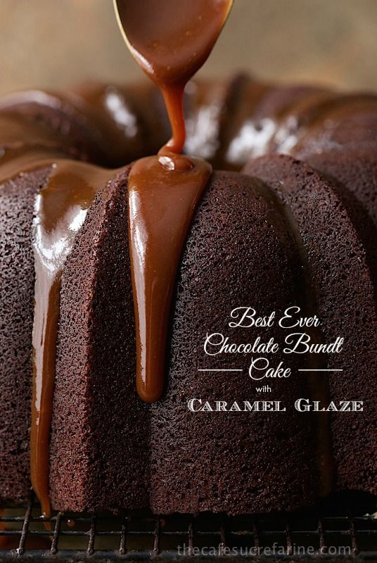 Chocolate Pound Cake With Cake Mix Pudding