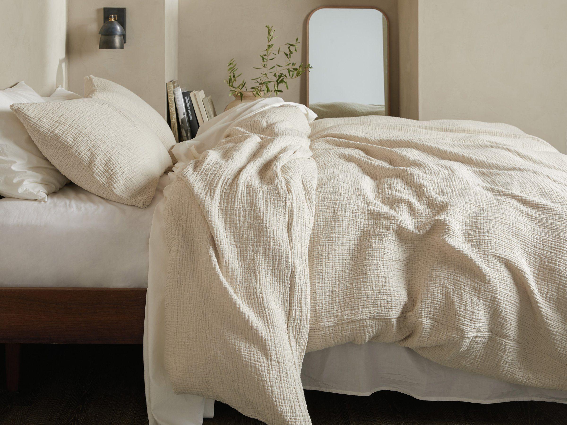 Cloud Cotton Duvet Cover Set Parachute In 2021 Duvet Cover Sets Cotton Duvet Cover Cotton Duvet What is a duvet cover set