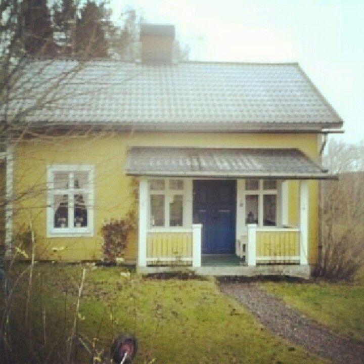 Huset:)