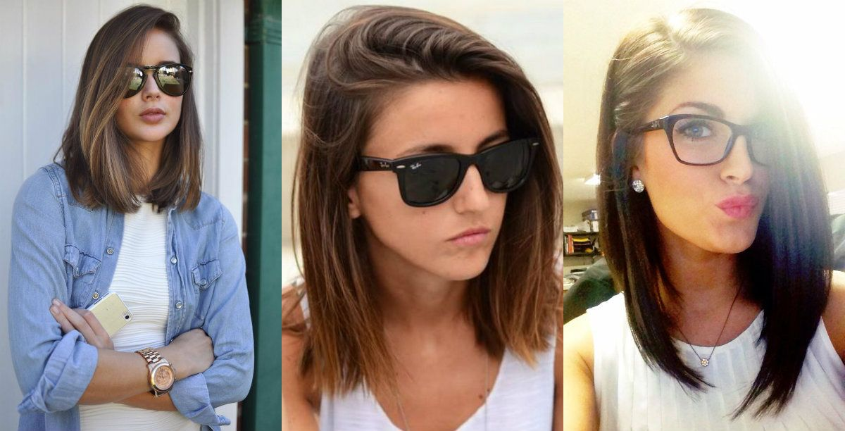 Cute Straight Lob Hairstyles Lob Hairstyle Lob Haircut Lob Haircut Straight