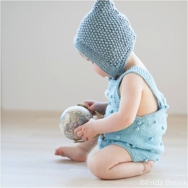 The cutest baby knitting patterns from Winter all in ones to pixie ...