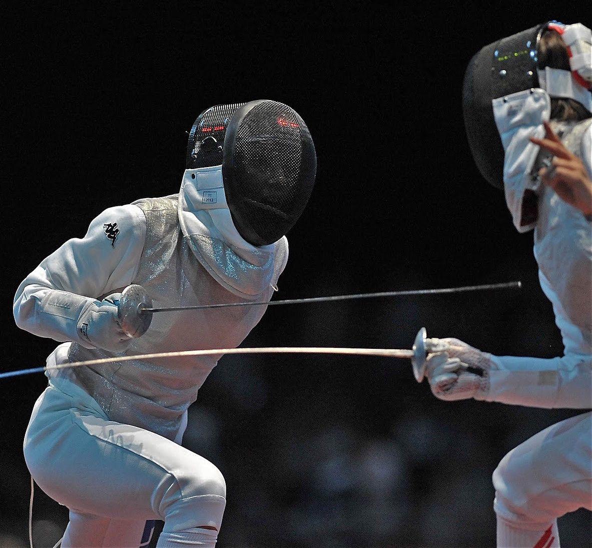 Olympic Fencing Olympic Fencing Fence Olympics