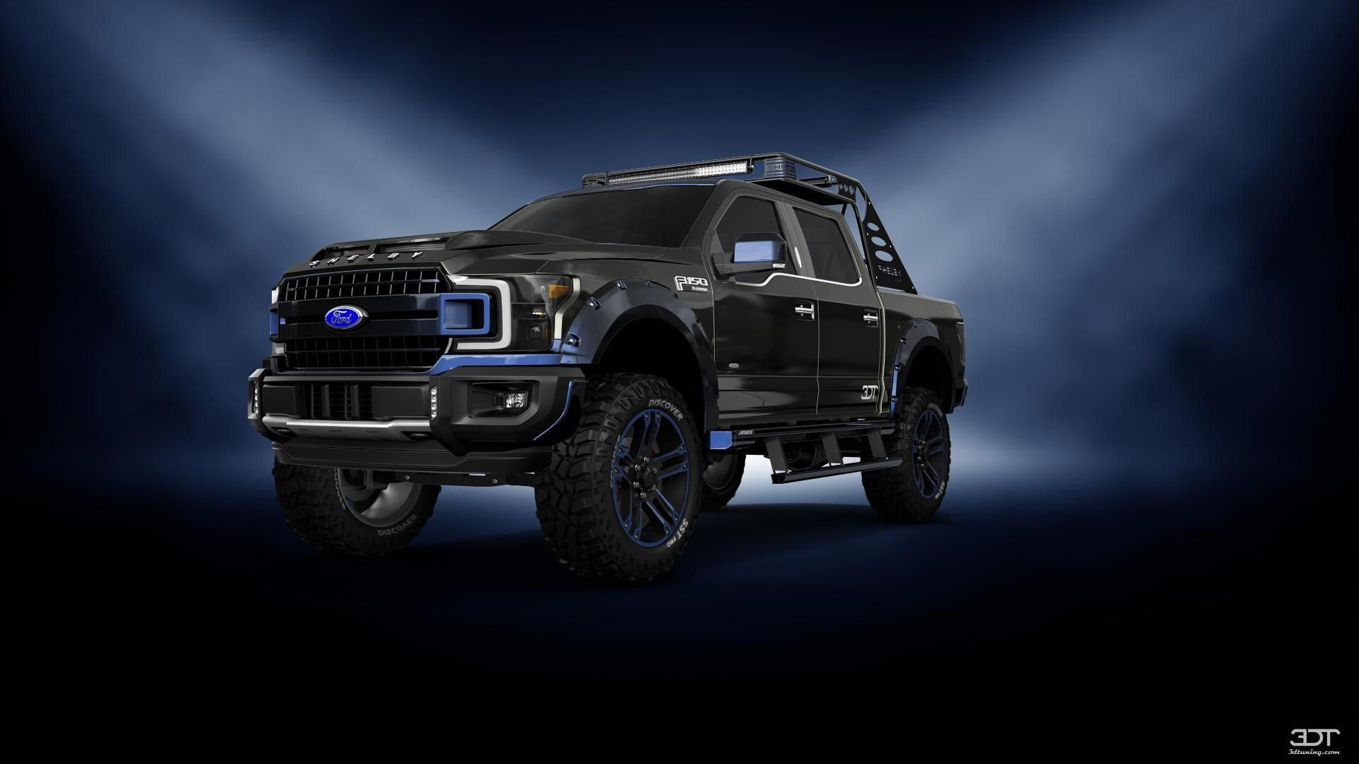 Pin by FD & CO on 3DTUNING (With images) Ford trucks