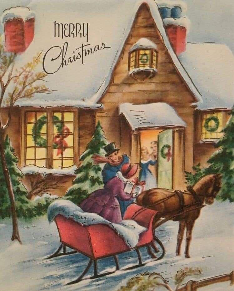 pin von marina auf christmas vintage weihnachtskarten. Black Bedroom Furniture Sets. Home Design Ideas