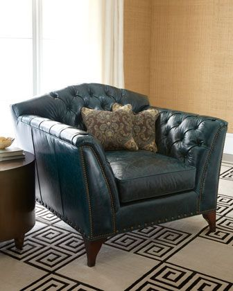 Quot Montana Quot Chair By Old Hickory Tannery At Neiman Marcus