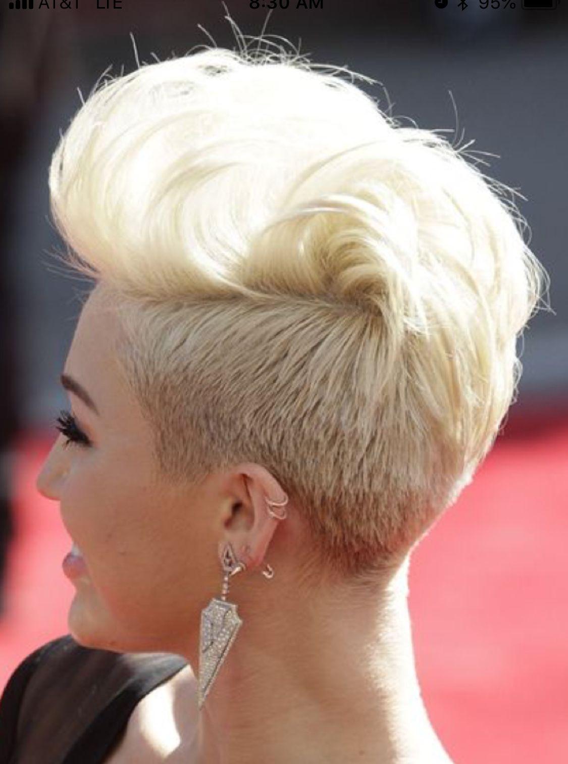 Miley cyrus asymmetrical hairstyles pinterest miley cyrus