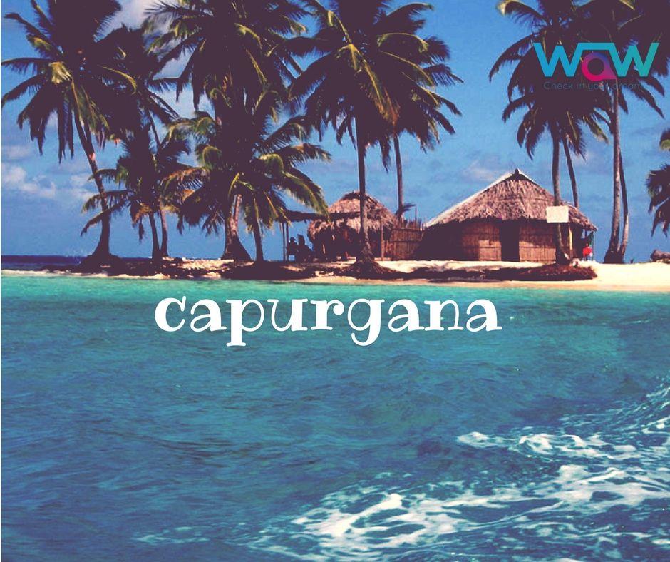 Capurganá es un pequeño pueblo que se encuentra en la frontera entre Colombia y Panamá