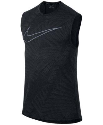 5e06882a0f38b NIKE Nike Men s Breathe Printed Running Tank Top.  nike  cloth ...