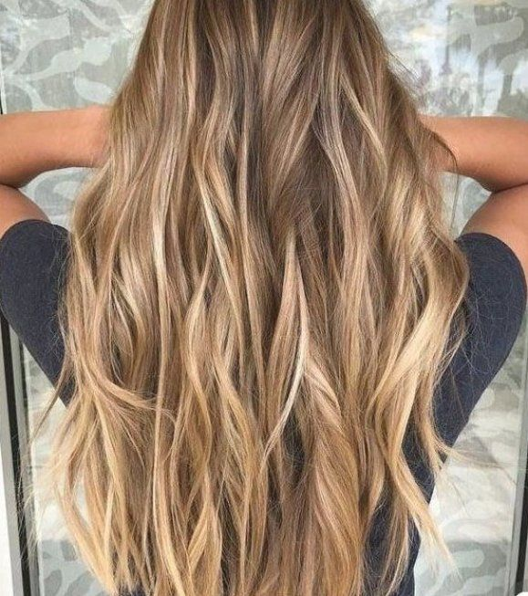 49 Beautiful light brown hair color to try for a new look- The Best Hair Colour Ideas For A Change-Up This Year  Gorgeous Balayage Hair Color Ideas - brown Balayage Highlights Beachy balayage hair color ##balayage #blondebalayage #hairpainting #hairpainters #bronde #brondebalayage #highlights #ombrehair #balayagehairblonde