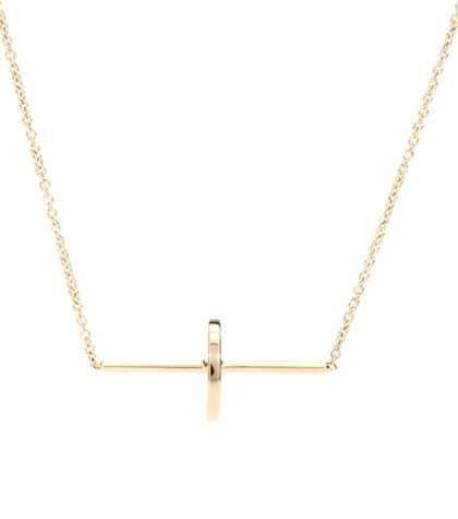 Delfina Delettrez ABC 18kt gold necklace ZFWlU