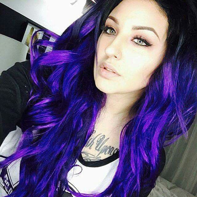 Purple Rain Arctic Fox Hair Dye Fox Hair Dye Hair Dye Brands Arctic Fox Hair Dye