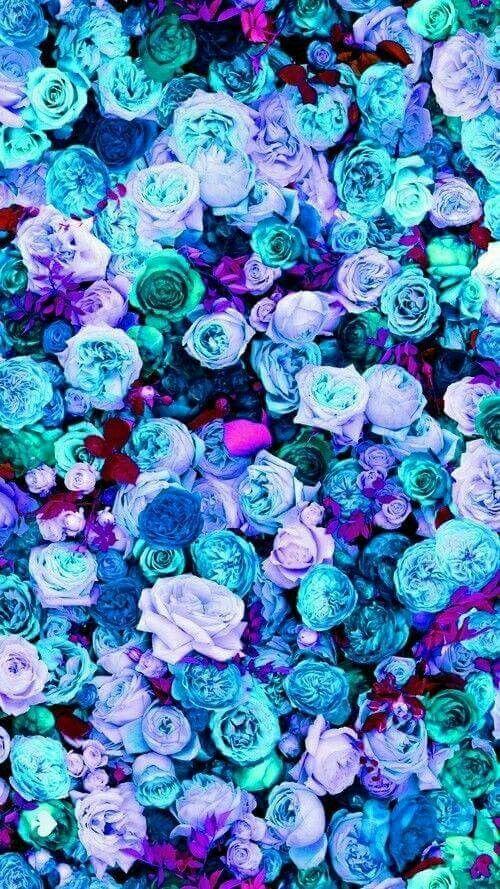 #flores #roxo #flowers #papeldeparede#wallpaper