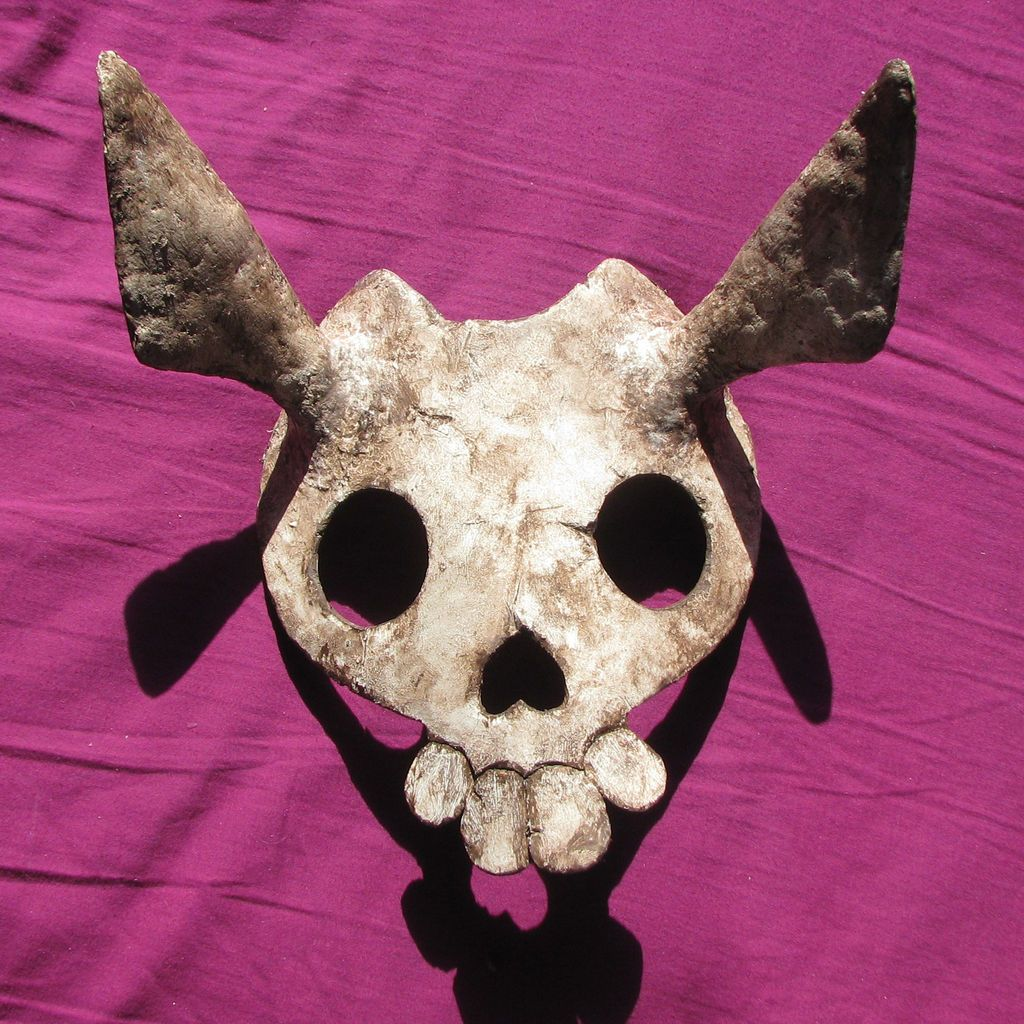 DIY Skull Mask from Zelda: Ocarina of Time, it's a bit involved, but the results would be spectacular!