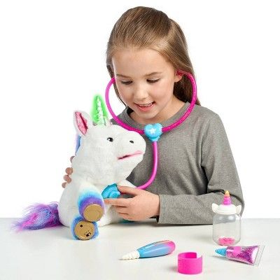 Little Live Rainglow Unicorn Vet Set Popular Toys For Boys Little Live Pets Pet Toys