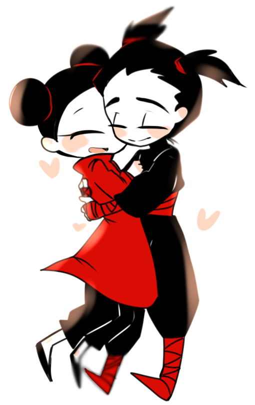 Pucca Garu Tv Shows Pucca Anime Version Cute Anime Couples