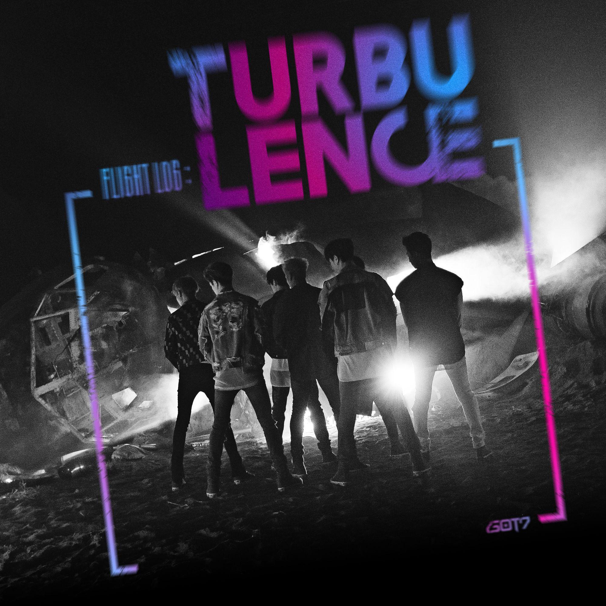 Imagini pentru got7 flight log turbulence songs