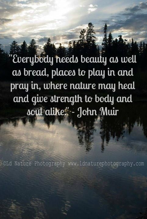 Nature Quote Johnmuir Photo Ld Nature Photography Www