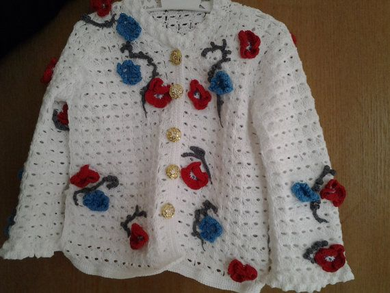Chanel Crochet jacket - handmade by me