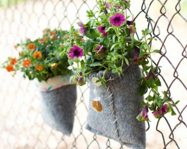 Giardino Verticale Fai Da Te 8 Idee Da Replicare Vasi