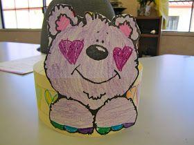 A Teeny Tiny Teacher: Teddy Bear Day and Pasta (?)