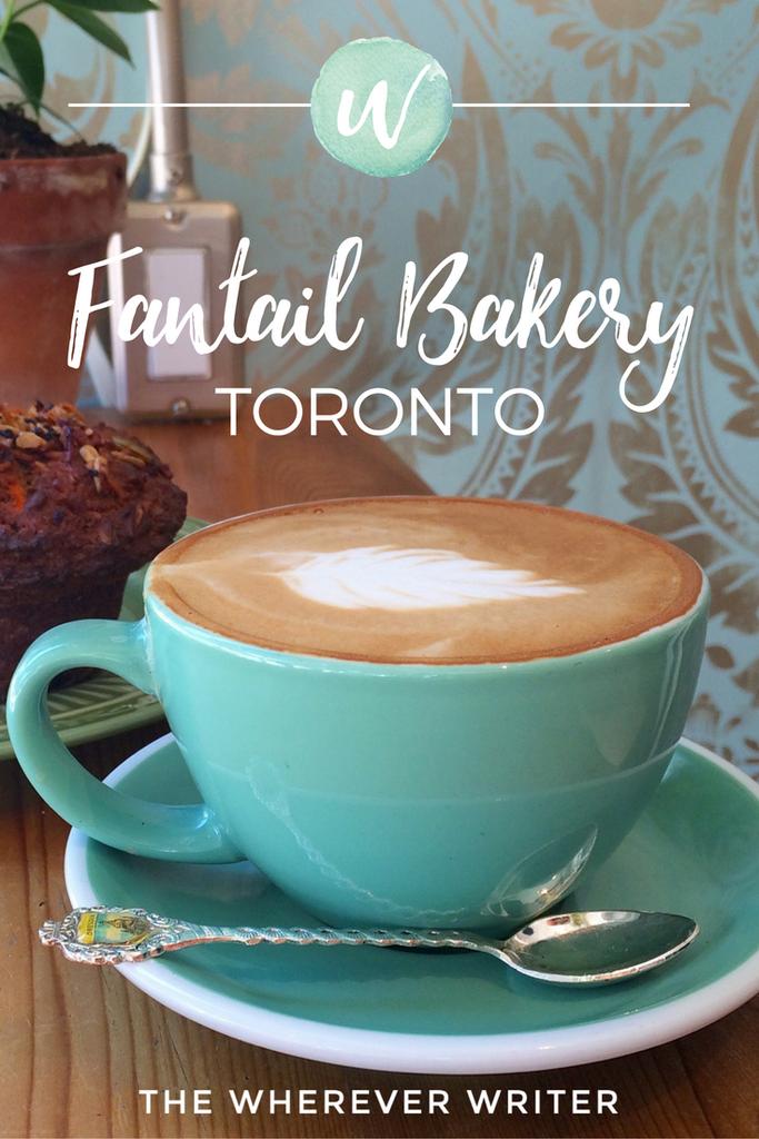 Fantail Bakery Cafe In Toronto Bakery Cafe Bakery Toronto Bakery