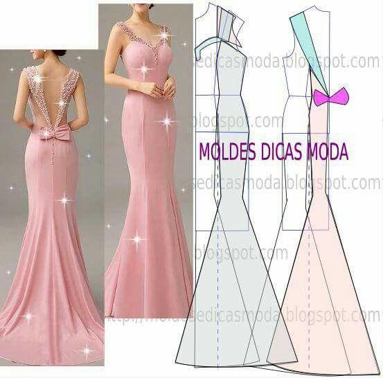 d9daf3614 Vestido corte sirena con princesa