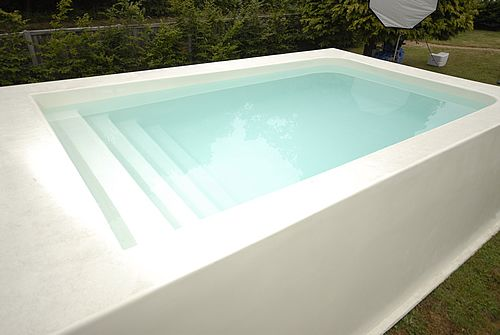 above ground fibreglass pool - Above Ground Fiberglass Swimming Pools