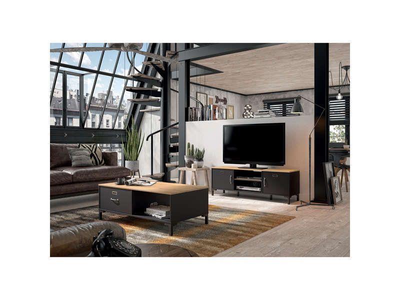 Banc Tv 136 Cm 660397 Meuble Tv Conforama Banc Tv Meuble Tv