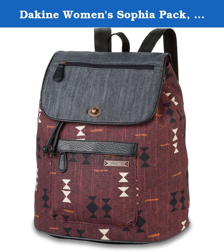 Dakine Women S Sophia Pack Sundance 20 L Dakine Gear Bag For Day Use Or Traveling In Hawaiian Slang Da Kine Means The Best And The Compa Bags Backpack Bags