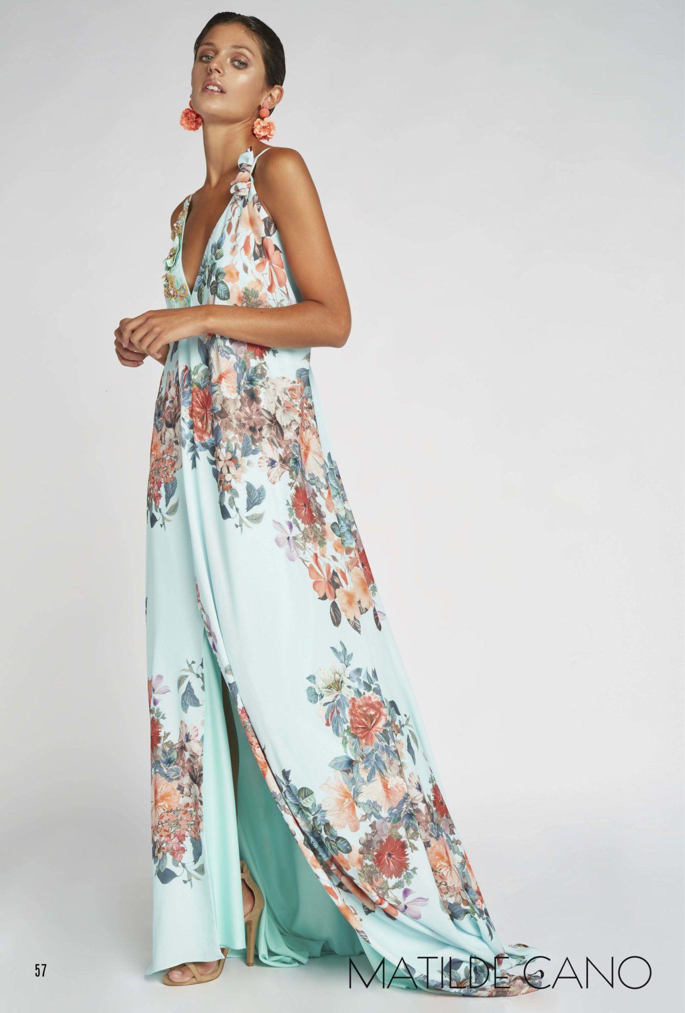 Imagenes de vestidos largos y cortos