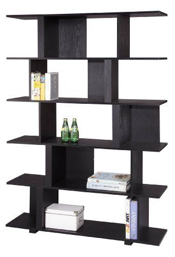 Enitial Lab Phoenix 6 Shelves Open Back Display Stand Black By Enitial Lab Save 29 Off 185 51 Six Display Shelves Asian Shelving Display Shelves Shelves